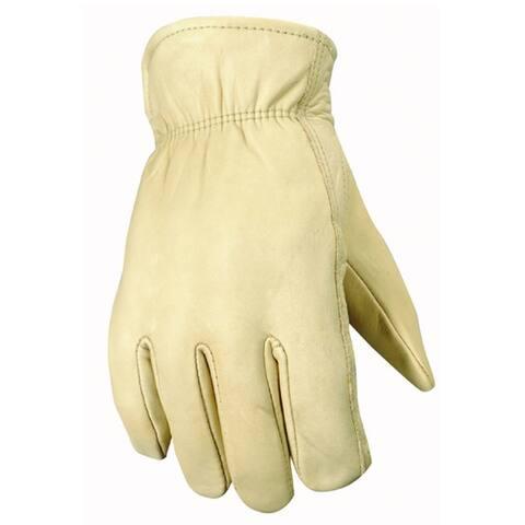 Wells Lamont Saddletan Men's Extra Large Leather Work Gloves