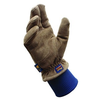 Wells Lamont HydraHyde Suede Cowhide Gloves for Men