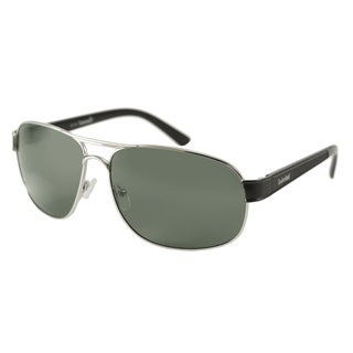 Timberland Men's TB9502 Polarized/ Aviator Sunglasses