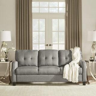 Dillion Urban Track Arm Tufted Sofa By INSPIRE Q Bold