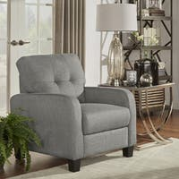 Dillion Urban Track Arm Tufted Chair by iNSPIRE Q Bold