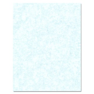 Southworth Blue 8-1/2 x 11 Parchment Specialty Paper (Box of 500 Sheets)