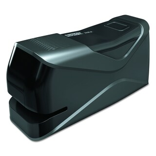 Rapid 20EX Front-Loading Black Electric Stapler