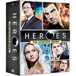 Heroes: The Complete Series (DVD)