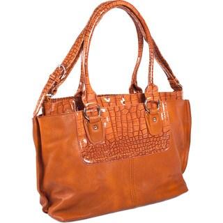 Lithyc 'Adrienne' Satchel Handbag