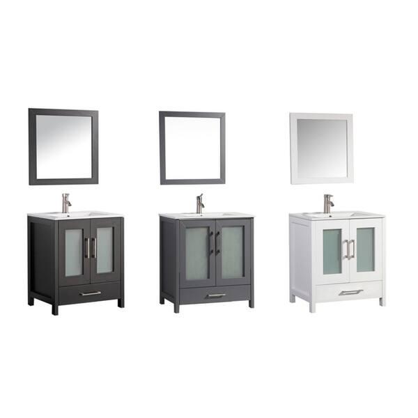 Shop Mtd Vanities Argentina 30 Inch Single Sink Bathroom Vanity Set Overstock 10378574,Color Code Personality Test Green