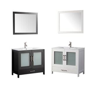 MTD Vanities Argentina 48-inch Single Sink Bathroom Vanity Set
