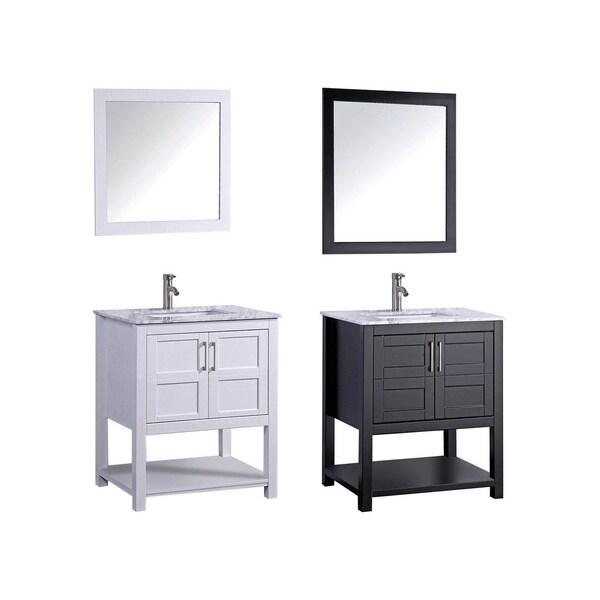 Mtd vanities norway 30 inch single sink bathroom vanity - 30 inch single sink bathroom vanity ...