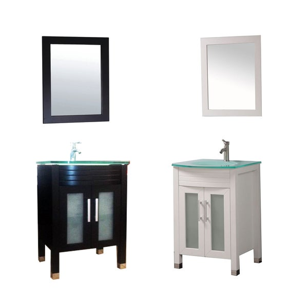 Shop MTD Vanities Figi 24-inch Single Sink Bathroom Vanity ...