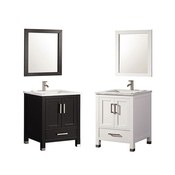 Shop MTD Vanities Ricca 24-inch Single Sink Bathroom ...