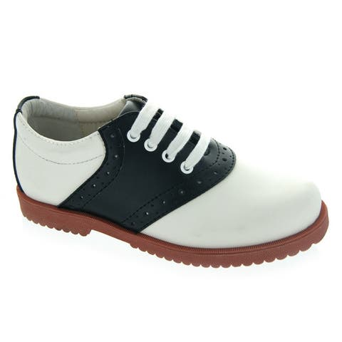 Academie Gear Women's Leather Honor Roll School Shoe