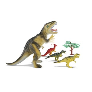 Smithsonian 5-Piece Dinosaur Collection