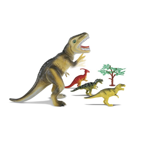 Smithsonian 5-Piece Dinosaur Collection