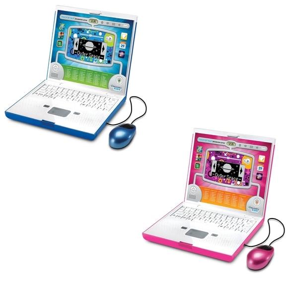 Discovery Kids Teach & Talk Exploration Slim Laptop
