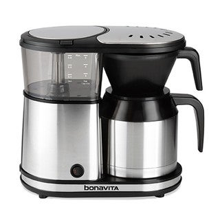 Bonavita BV1500TS 5-Cup Coffee Maker with Thermal Carafe