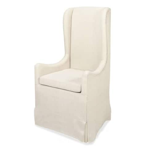 Progressive Sienna Skirted Wing Chair