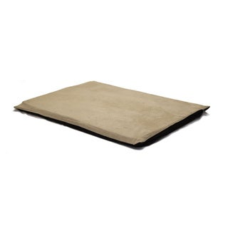 Orthopedic Foam Suede Pet Bed 2-inch Large