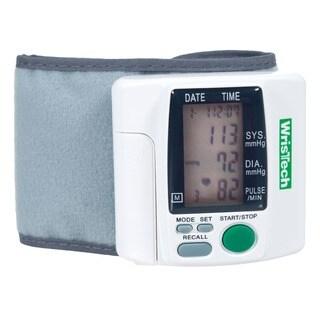 Wristech Blood Pressure Monitor