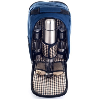 Toppers Carry-Beaner Coffee Backpack for Two