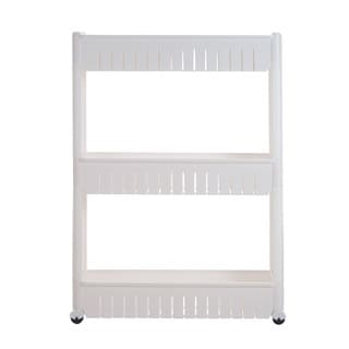 Chef Buddy Three Tier Slim Slide-Out Pantry on Rollers