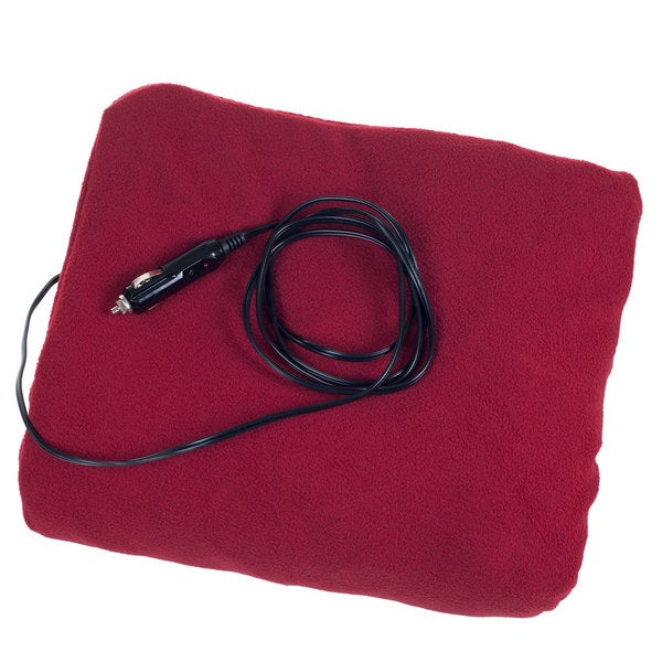 Stalwart 12 Volt Electric Blanket For Auto And Home Free Shipping Today 10379292