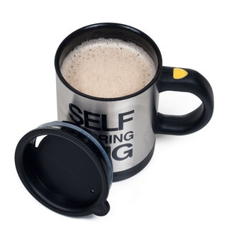 Chef Buddy Self-Stirring Coffee/ Hot Chocolate Mug