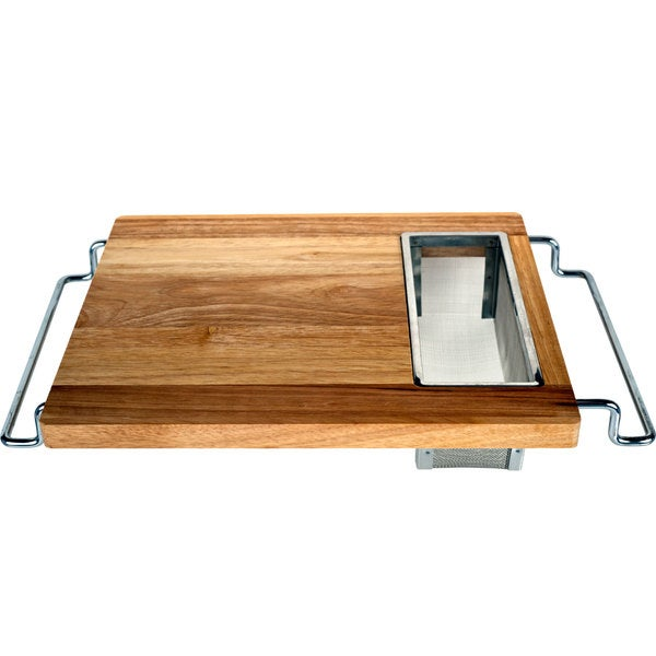 shop chef buddy sink cutting board free shipping on orders over 45 10379299. Black Bedroom Furniture Sets. Home Design Ideas