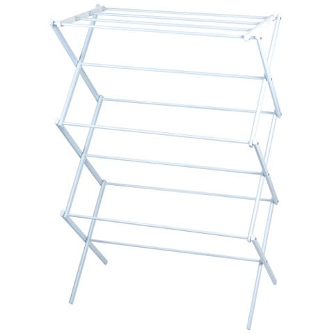 Clothes Drying Rack-24ft. of Drying Space-Collapsible and Compact by Windsor Home