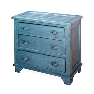 Camryn Rustic Industrial Chest (3 options available)