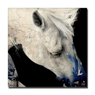 Ready2HangArt 'Equestrian Saddle Ink PSIII' Canvas Wall Art