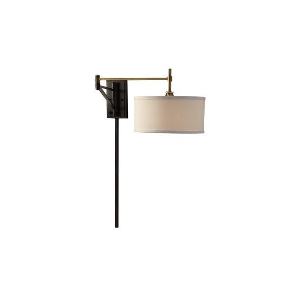 Lowes Electric Wall Sconces : Swing Arm Wall Sconce Hardwired. Simplicity Brushed Steel Swing Arm Wall Lamp. Amazoncom Globe ...