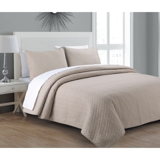 Link to Copper Grove Avon 3-piece Quilt Set Similar Items in Quilts & Coverlets