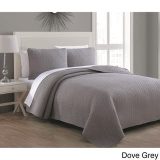 Grey Quilts Amp Coverlets For Less Overstock Com