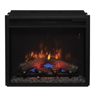 ClassicFlame 23EF031GRP 23-inch Electric Fireplace Insert with Safer Plug