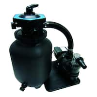 Smartclear 12-inch Sand Filter System 0.3 Hp