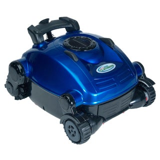 Smartpool Climber Wall Climbing Robotic Pool Cleaner for In Ground Pool with Free Swivel