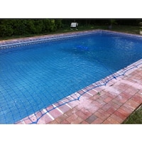 Shop Water Warden Pool Safety Net For In Ground Pool Up To 16 X 32