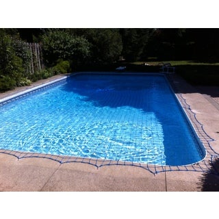 Water Warden Pool Safety Net for In Ground Pool Up To 20' x 40'
