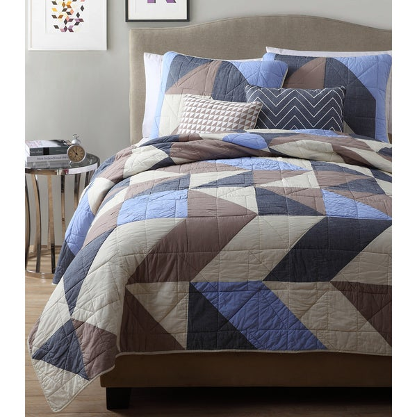 Geri 5-piece Quilt Set