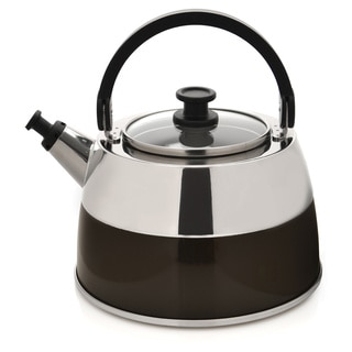 BergHOFF Virgo 2.5-liter Chocolate Whistling Kettle