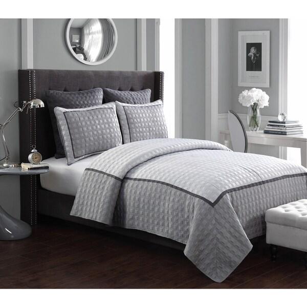 Hudson Hotel 5-piece Quilt Set
