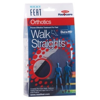 Neat Feat Walk Straights Orthotics - Size Large (Men's 8-12 or Women's 9-11)
