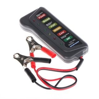 Link to Car Battery/ Alternator Tester Similar Items in Child Safety