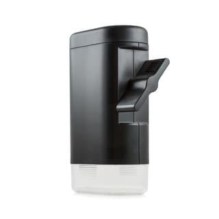 Peppermate Tradtional Turnkey Adjustable Grind Gourmet Pepper Mill & Salt Grinder (Black)
