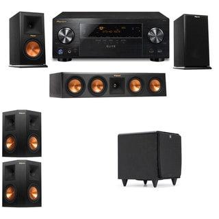 Klipsch RP-160M-E Monitor Speaker 5.1 SDS12 Pioneer Elite VSX 80