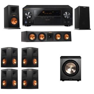 Klipsch RP-160M-E Monitor Speaker 7.1 PL-200 Pioneer Elite VSX 80