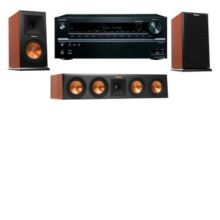 Klipsch RP-160M-CH Monitor Speaker 3.0 Onkyo TX-NR636