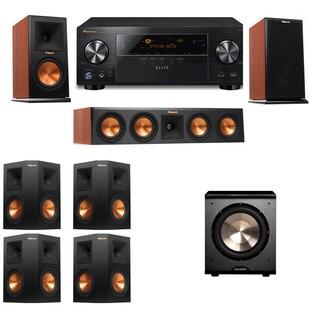 Klipsch RP-160M-CH Monitor Speaker 7.1 PL-200 Pioneer Elite VSX 80