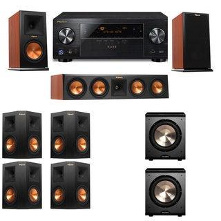 Klipsch RP-160M-CH Monitor Speaker 7.2 PL-200 Pioneer Elite VSX 80