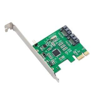 SYBA Multimedia 2 Port SATA III RAID PCI-e 2.0 x1